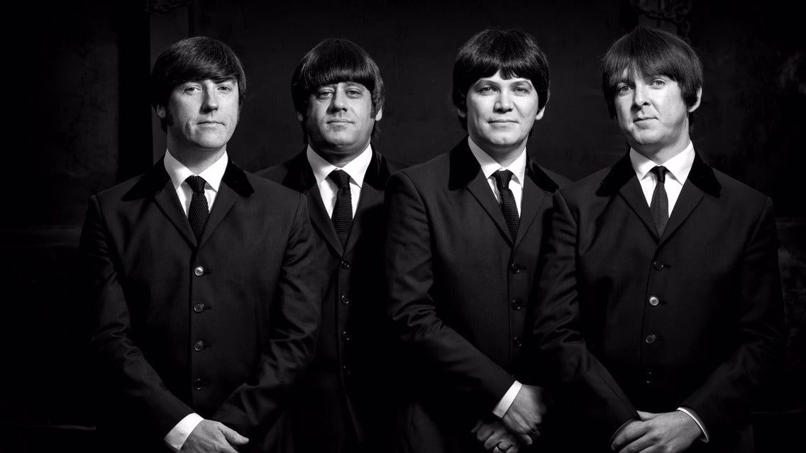 THE MERSEY BEATLES - THE NUMBER ONE:s