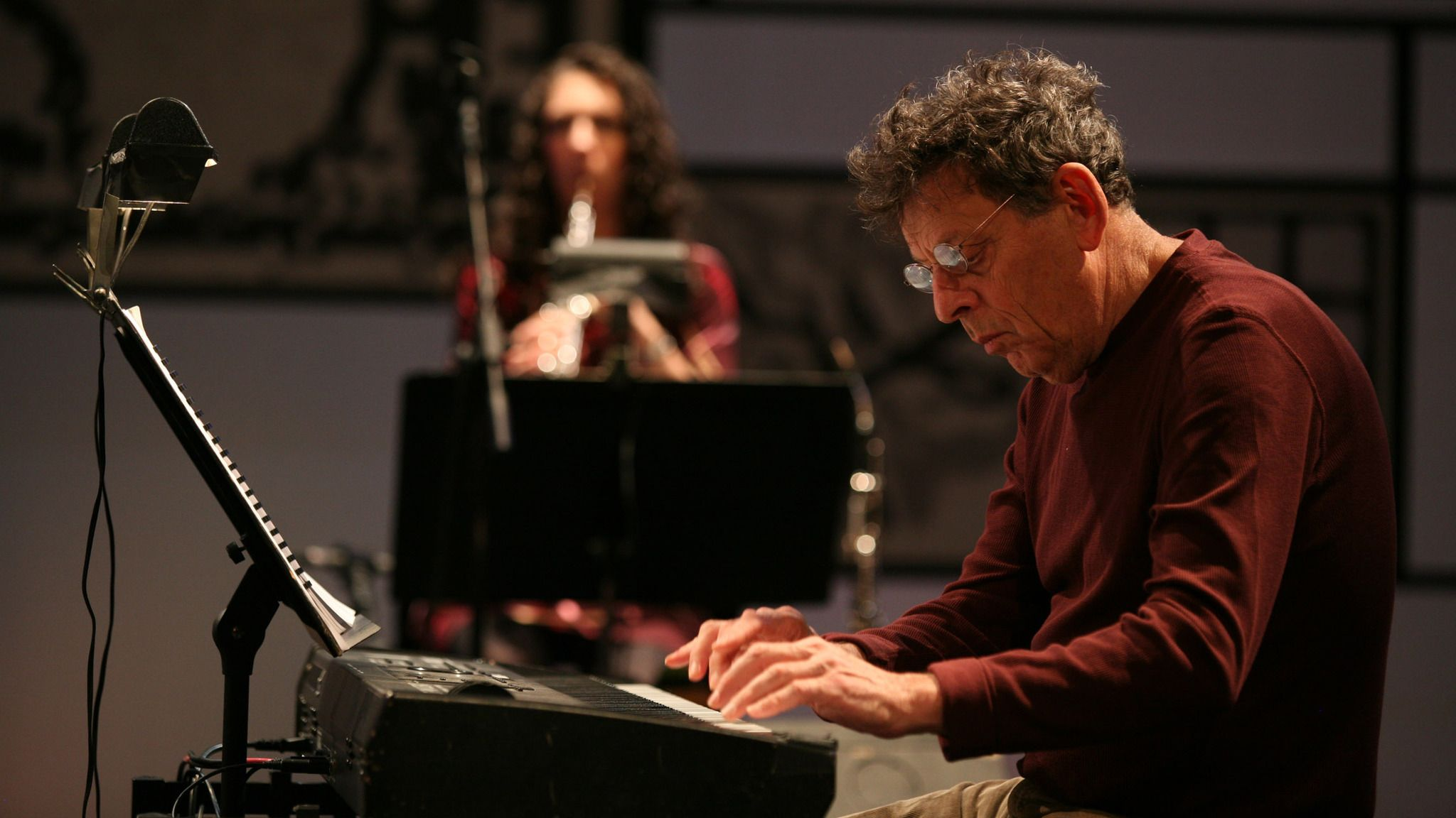 Philip Glass & Philip Glass Ensemble