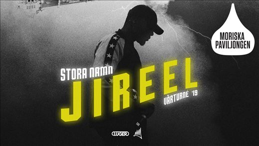 Jireel Live / Moriska Paviljongen