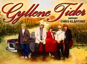 Gyllene Tider - flyttad konsert till Ullevi