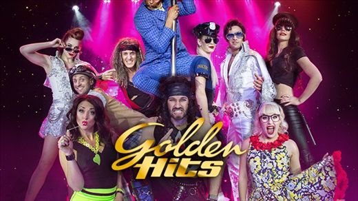 Golden Hits - Rockshowen Vår 2019