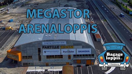 ArenaLoppis Partille Arena 2e FEB SÄLJARE