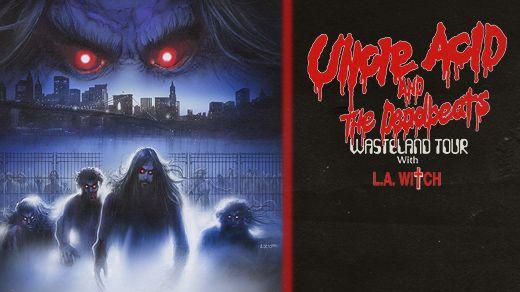 Uncle Acid & The Deadbeats + support: LA Witch