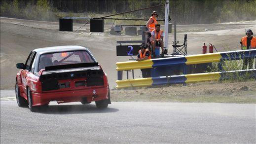 Rallycross DM - deltävling 3