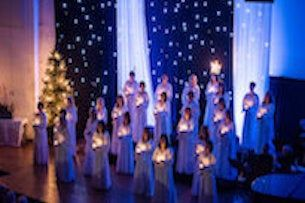 Julkonsert med kören Da Capo
