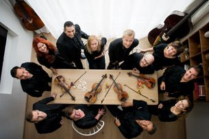 Musica Vitae - Stråkar de luxe