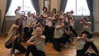 Step By Step- dansskolas stora dansavslutning och dansshow