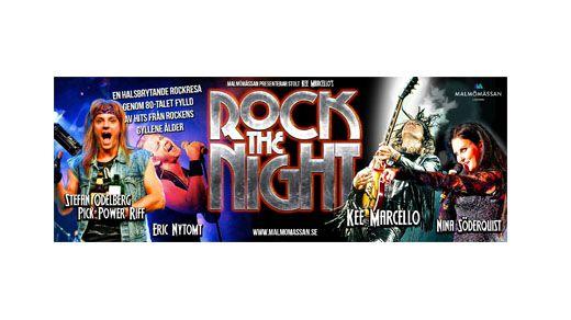 Julshow på Malmömässan - Rock The Night