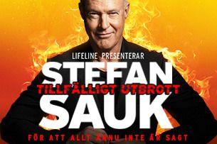 Stefan Sauk – Tillfälligt utbrott