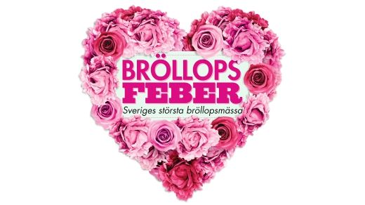 Bröllopsfeber Svenska Mässan 15-16 februari