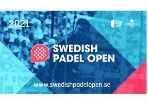 Areco Malmö Padel Open  - kvalificeringsmatcher