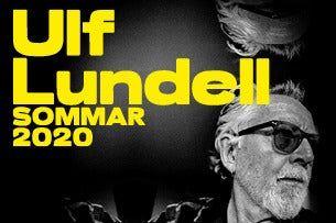 Ulf Lundell - INSTÄLLT!