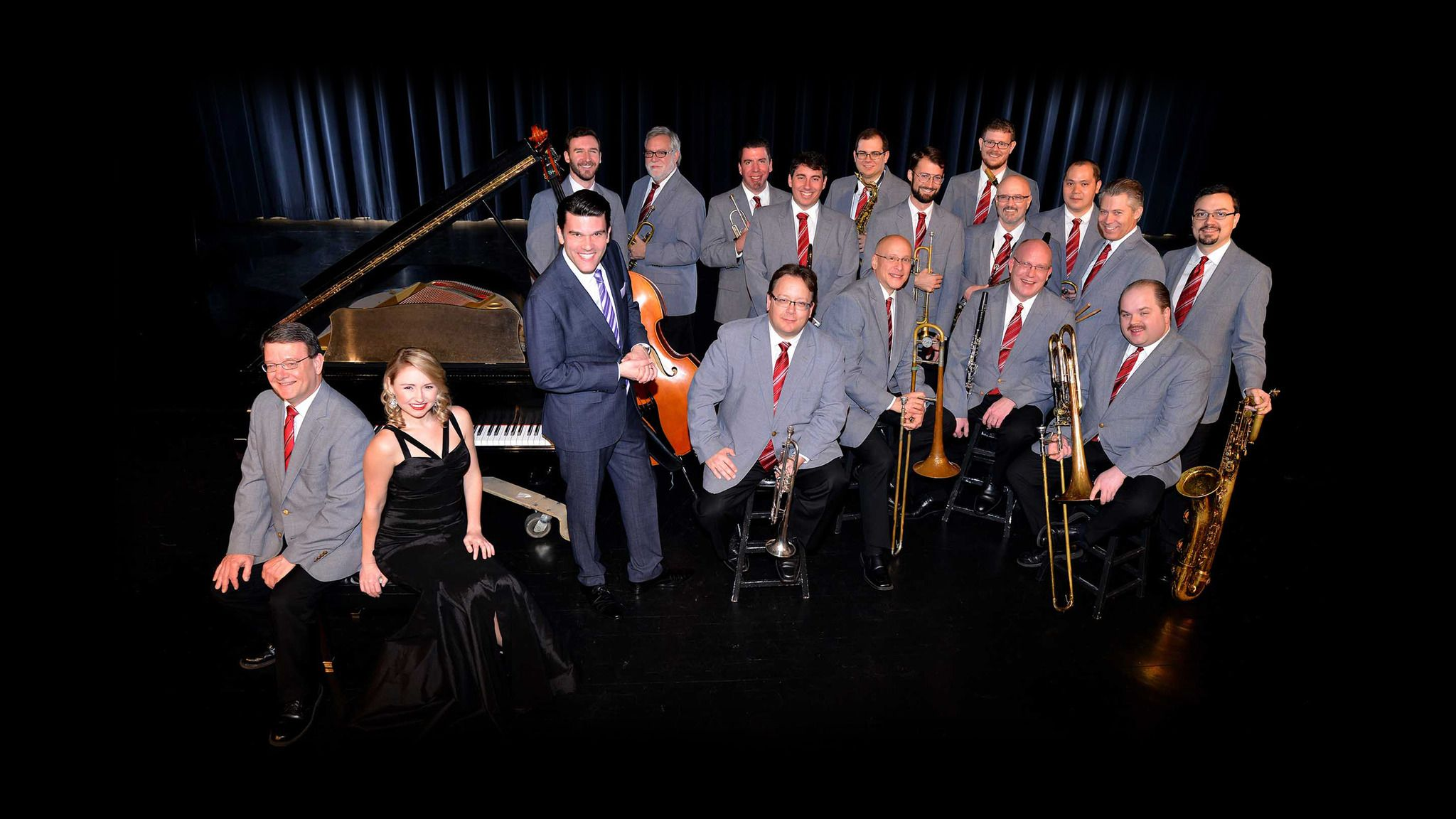 Glenn Miller Orchestra – A Tribute To The Music