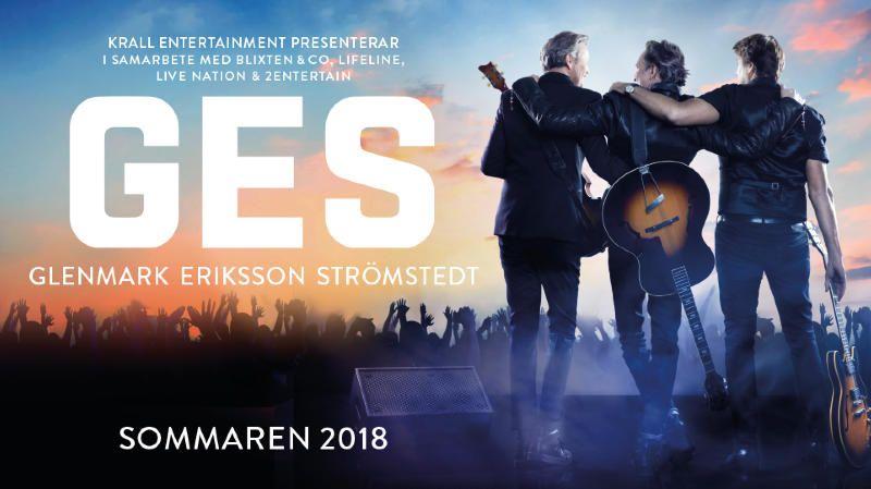 GES – Glenmark Eriksson Strömstedt – Sommaren 2018