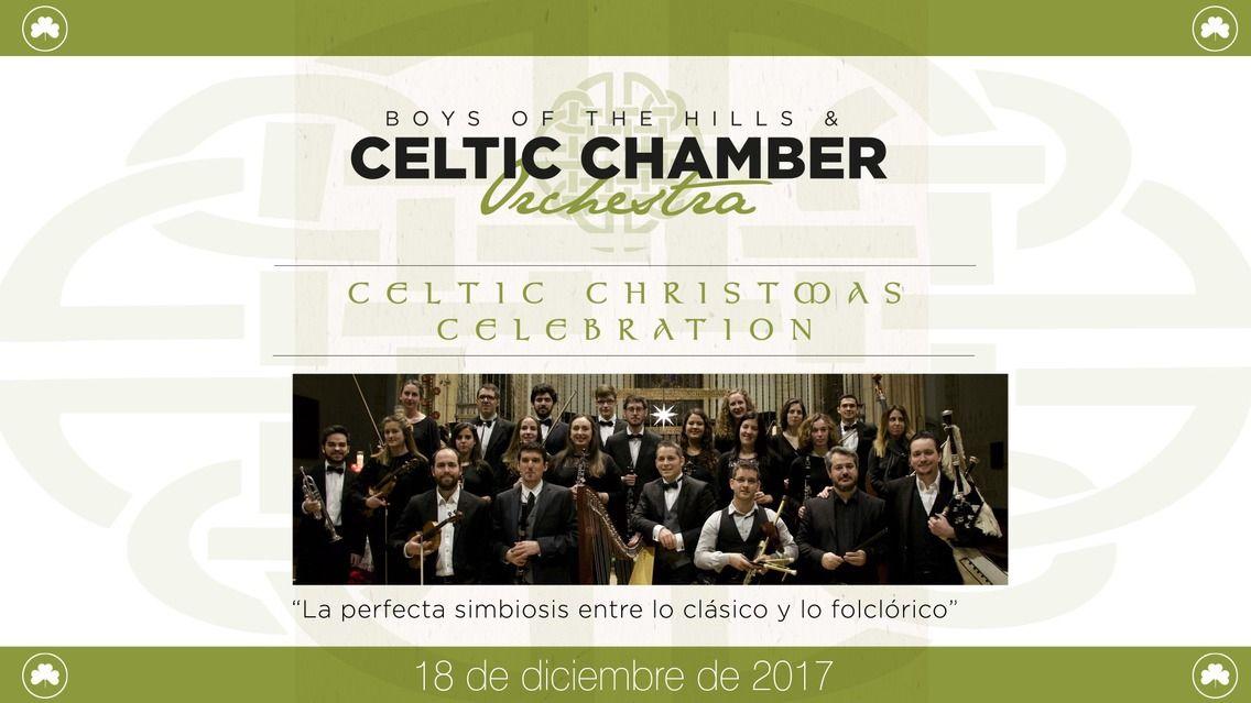 Celtic Christmas: Julkonsert med West of Eden m.fl.