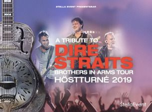 A Tribute To Dire Straits- Brothers in arms tour