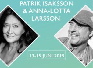 Patrik Isaksson & Anna-Lotta Larsson i Ribbingsnäs Ladugård