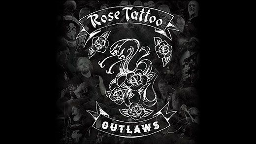 Rose Tattoo + Support