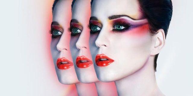Katy Perry till Sverige