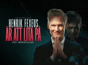 Henrik Fexeus är att lita på
