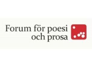 Forum för Poesi och Prosa: Fagerholm, Kiros, Hagberg & Vikgren