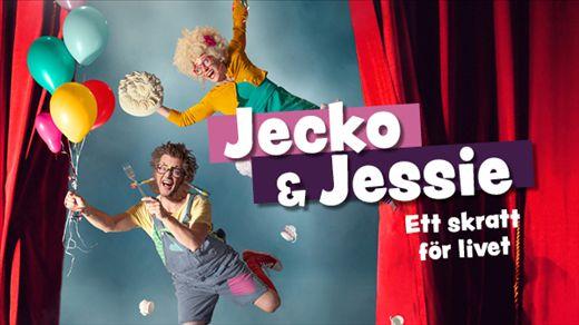 Jecko & Jessie - Ett skratt för livet