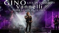 Gino Vannelli - Live in Concert