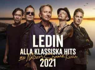 Tomas Ledin: En Nådens Sommarkväll - alla klassiska hits