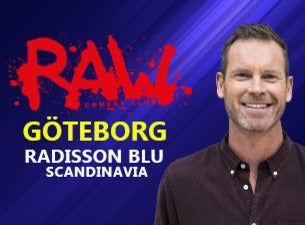 RAW comedy club med bl. a. Özz Nûjen, Josefin Sonck