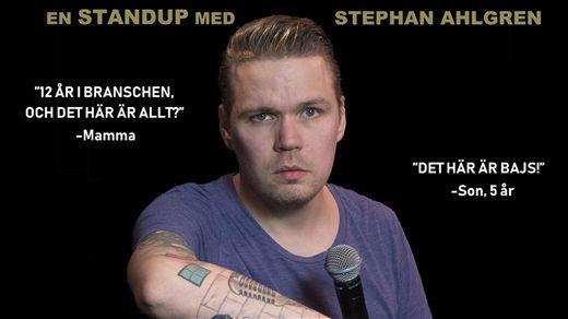 Mitt LIV är ett SKÄMT! med Stephan Ahlgren