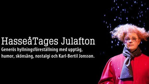 HasseåTages Julafton 14/12 kl. 19:00
