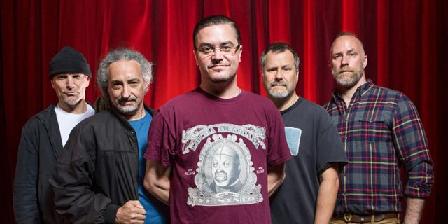 Kaliforna-bandet Faith No More kommer till Göteborg