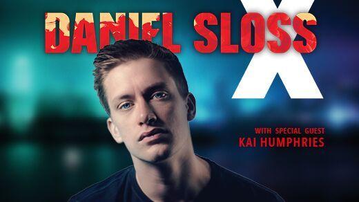 Daniel Sloss X