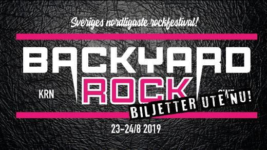 Backyard Rock 2019