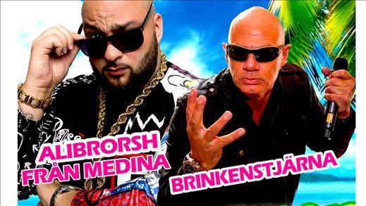 Alibrorsh fr Medina & Dj:Brinkenstjärna