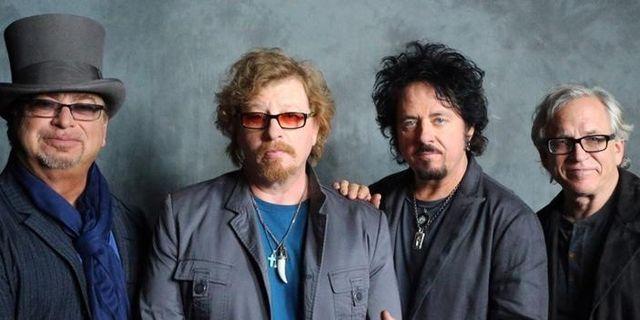 Toto gör exklusiv konsert på Sofiero