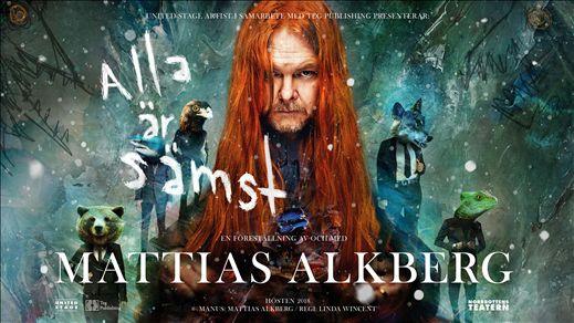 Mattias Alkberg - Alla är sämst