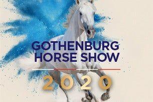 ALLA SINGELPASS-VÄLJ 1 ELLER FLER PASS till Gothenburg Horse Show 2020