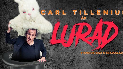 CARL TILLENIUS är LURAD - SLUTSÅLD