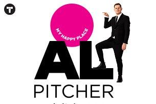 AL PITCHER - MY HAPPY PLACE - Restaurangpaket & buffé