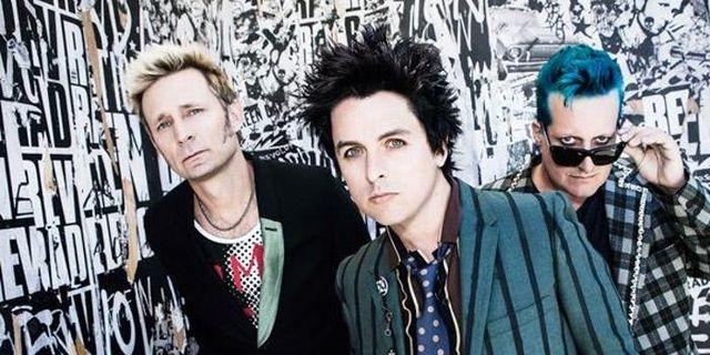 Green Day till Sverige