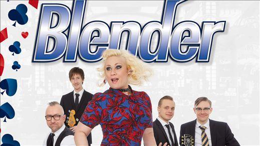 Blender + DJ i puben