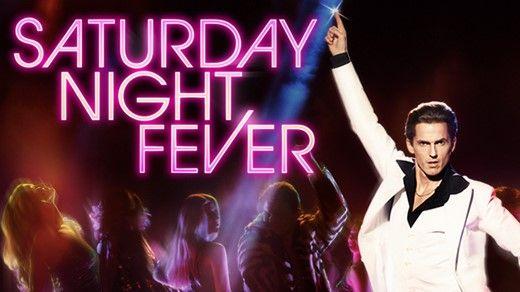 Musikalen - Saturday Night Fever - Premiär