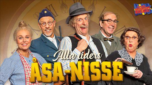 Alla tiders Åsa-Nisse
