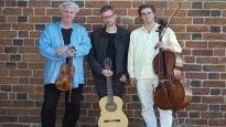 Trio Brantelid Härenstam Sparf - Paganini, Mozart, Bach och Klezmer!