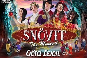PREMIÄR Snövit The musical