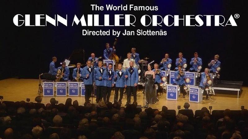 Christmas Show med Glenn Miller Orchestra