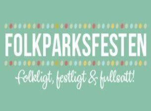 Folkparksfesten - Larz-Kristerz & Black Jack