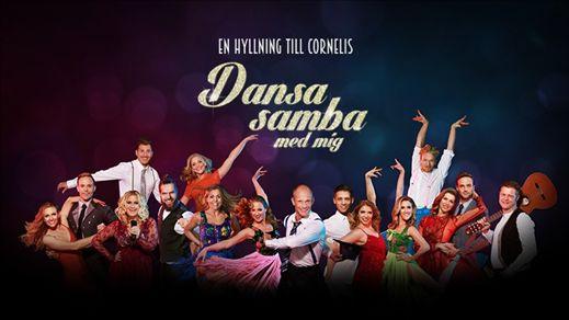 Dansa samba med mig - En hyllning till Cornelis