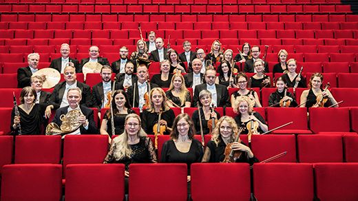 Uppsala Kammarorkester – Stråkfest